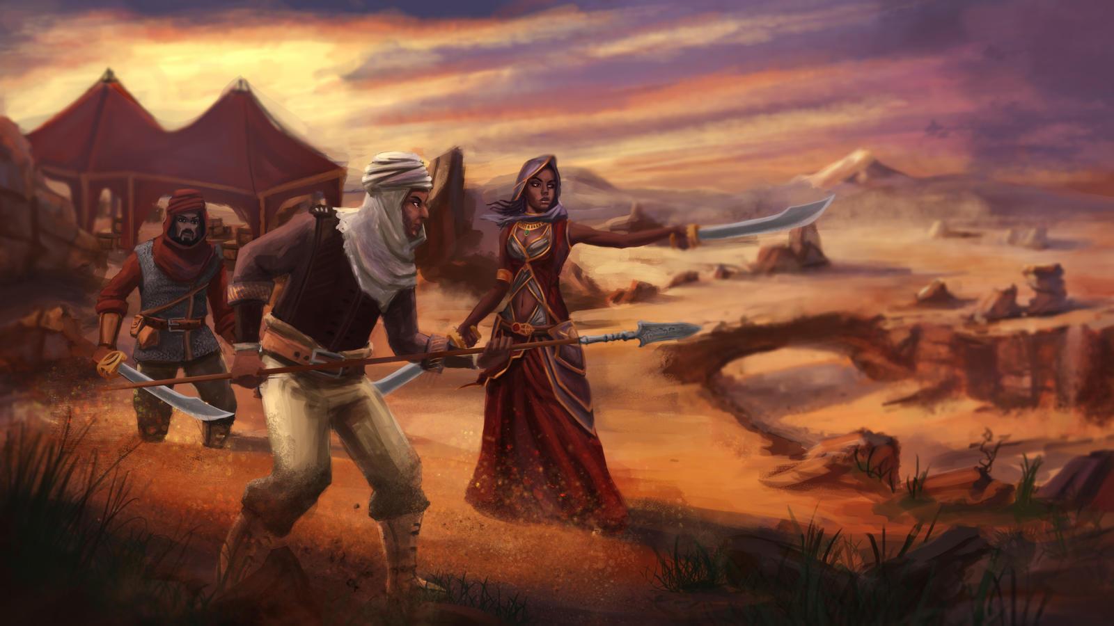 Redguards of Tamriel [PC Directory] Play Elder Scrolls Redguard Online