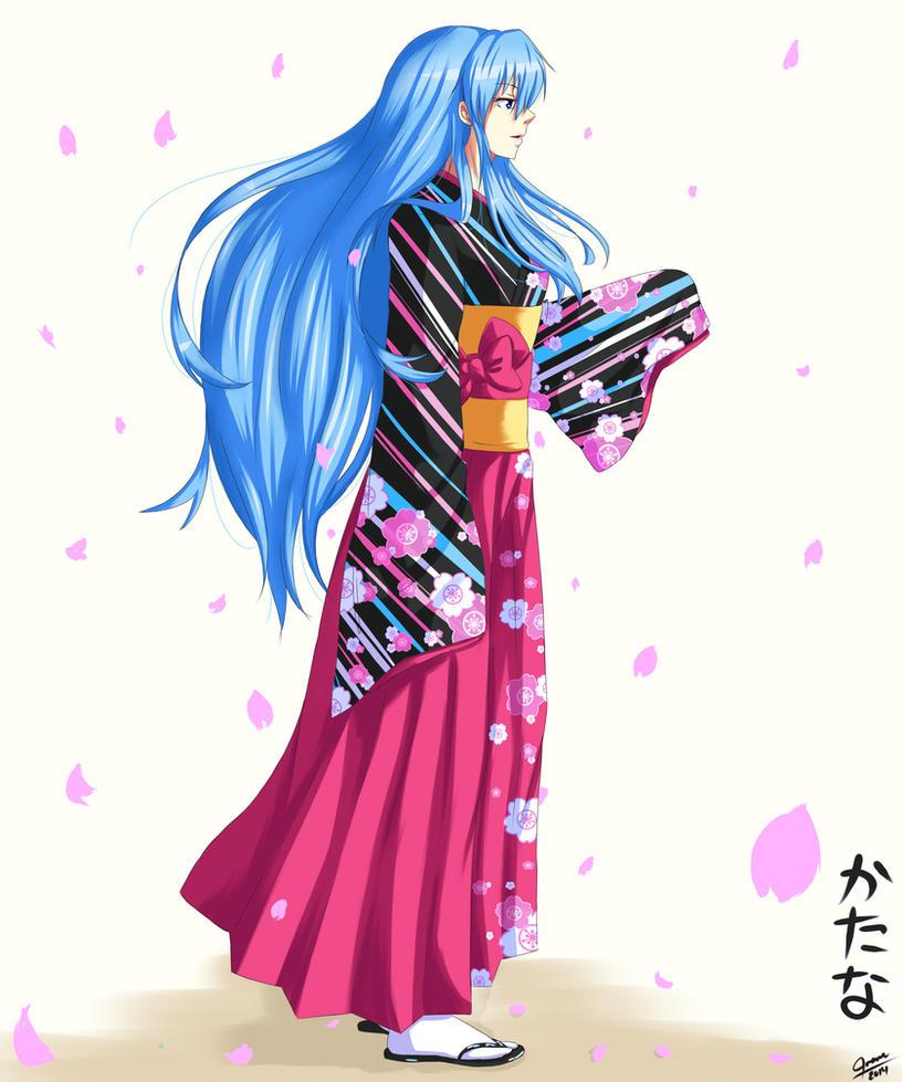 Katana Katsu Keeper by Irenechii