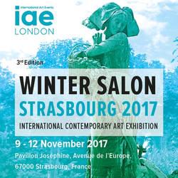 Winter Art Salon Strasbourg 2017