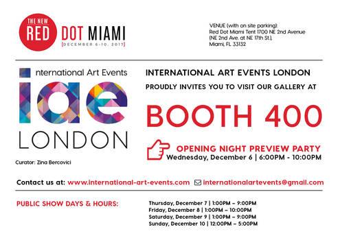 Invitatie  Miami 2017