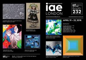 International Art Events at ARTEXPO New York 2018