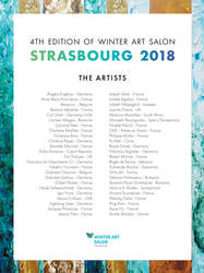 Winter Art Salon Strasbourg Artists