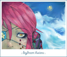 daydream illusions +for Kyvie+ by elindor
