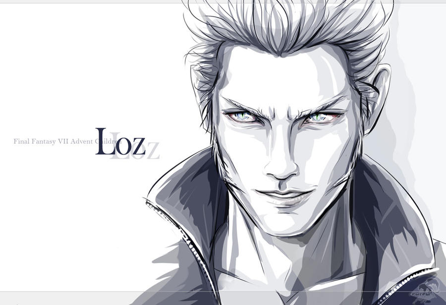 Loz.portrait.Fanart by RedBast