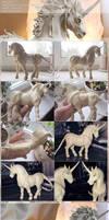 Unicorn step by step
