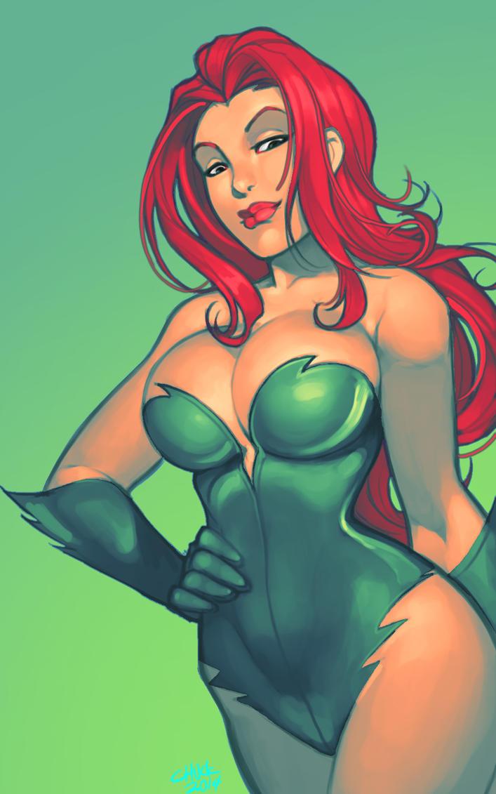 Ivy by chuck-piresART
