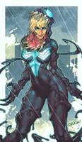 She Venom Comish