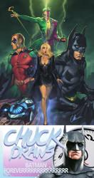 Batman Forever Youtube Video