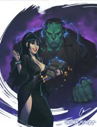 Elvira x Frankie