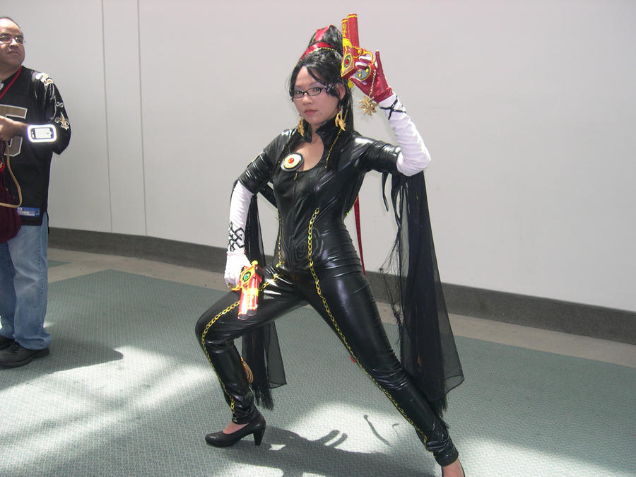 Bayonetta by WildFantasy