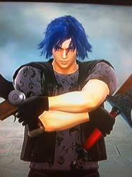 Soul Calibur V - Noctis (Final Fantasy XV)