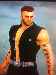 Soul Calibur V - Gladiolus (Final Fantasy XV)