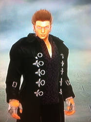 Soul Calibur V - Ignis (Final Fantasy XV)