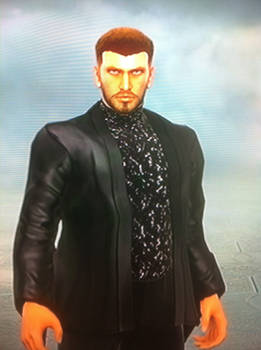 Soul Calibur V - Cor Leonis (Final Fantasy XV)