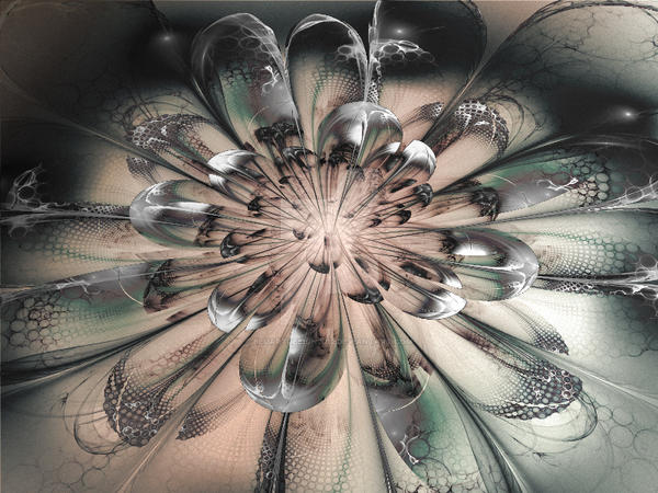 flower mesh by bluartdesign2012