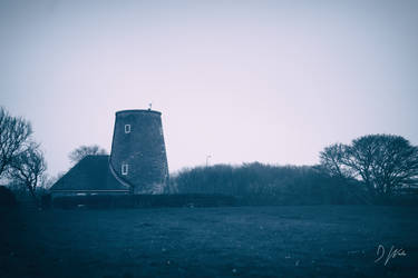 The Jackson's Mill, Easington Village by domwphoto