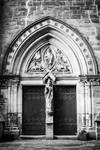 St. Cuthbert's Entrance