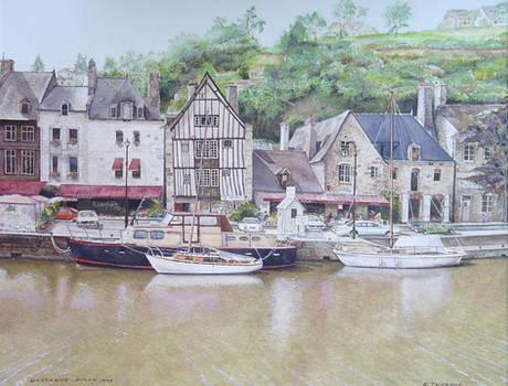 Village DINAN  Bretagne