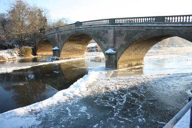 Frozen Waters by DunkP
