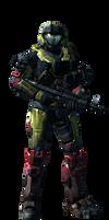 Halo Reach: Warrant Officer