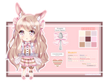 [CLOSED] Adoptable Raffle ~ Sweet Bunny