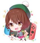 Pokemon Galar F! Protagonist