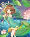 Cardcaptor Sakura Frog ver.