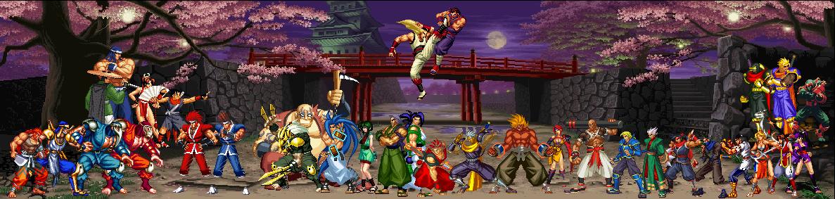 Ninjas by lonerpx