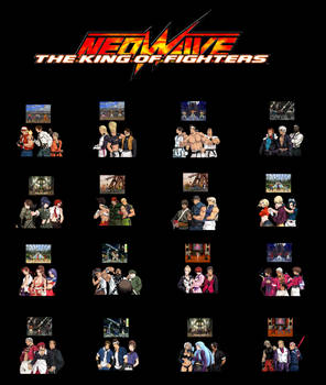 KOF Neowave Dream Teams