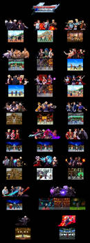 KOF 2002 UM Dream Teams