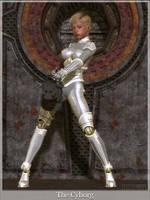 The Cyborg by rrward