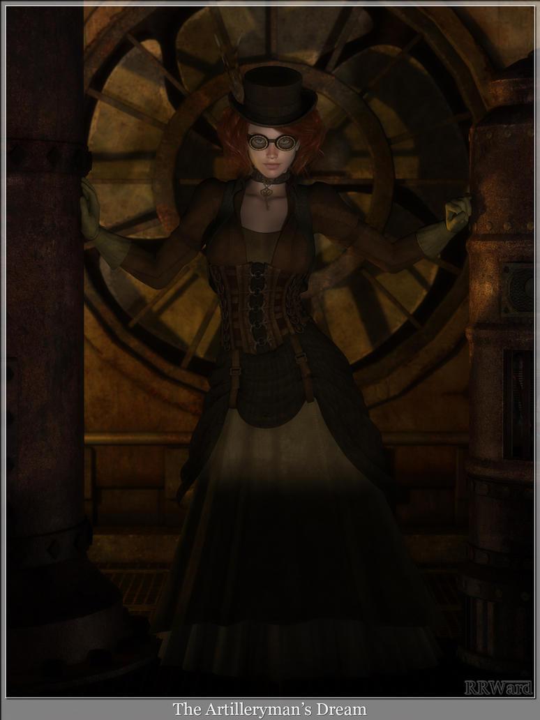 The Artilleryman's Dream by rrward on DeviantArt