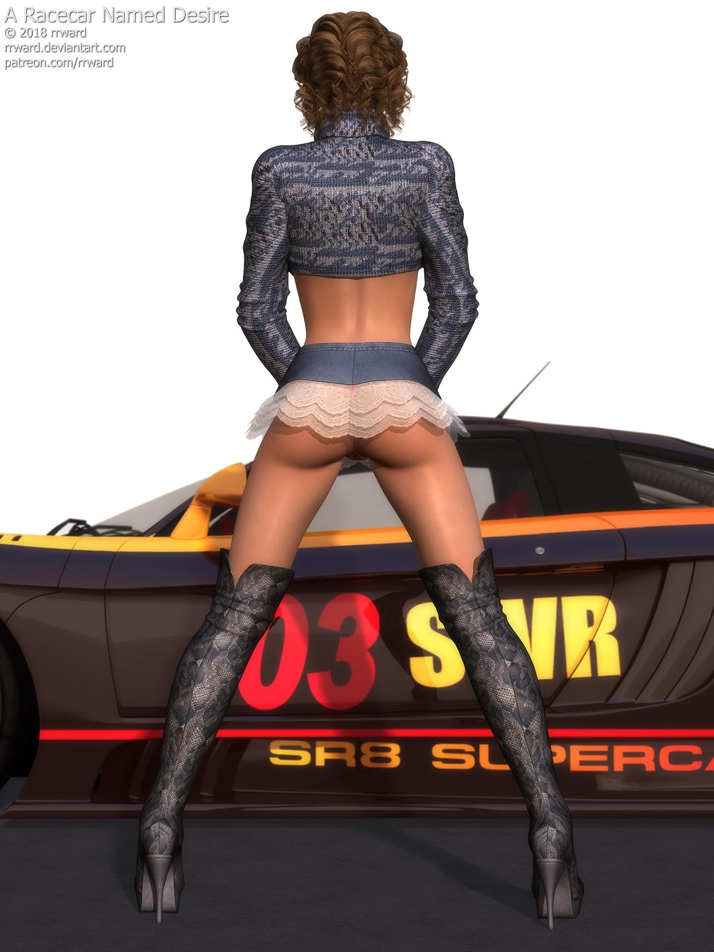 A Racecar Named Desire by rrward