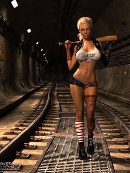 Ellie - On A Rail