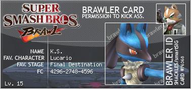 Brawl ID by Killershadow5002