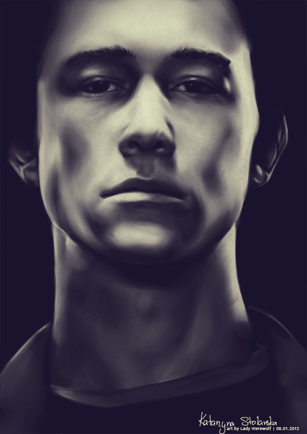 Joseph Gordon-Levitt by =Lady-Werewolf