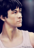 Joseph Gordon-Levitt: Mysterious Skin by Lady-Werewolf