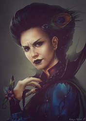 The Baroness by Lady-Werewolf