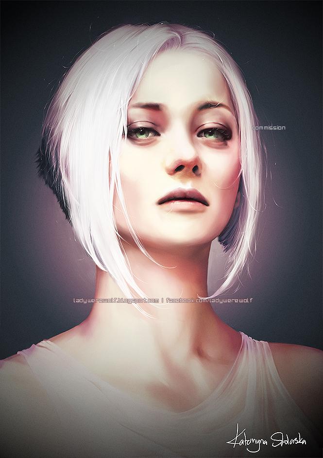 CM: Meria by Lady-Werewolf