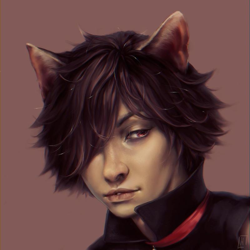 PH: Cheshire by Lady-Werewolf