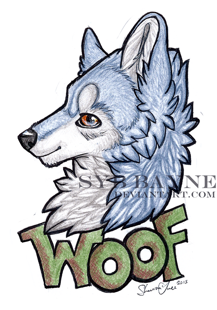 Badge Example by Shawna-Sybil