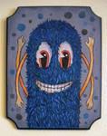 harry blue guy