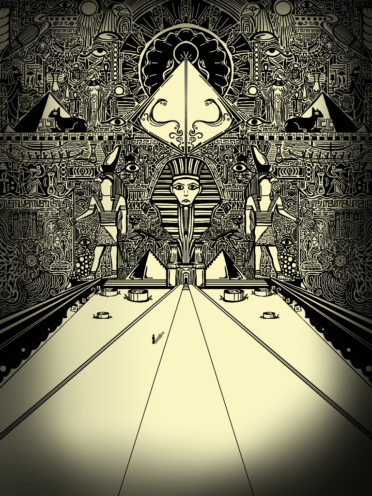 Corridor: Mind of the Pharaoh by icjaker