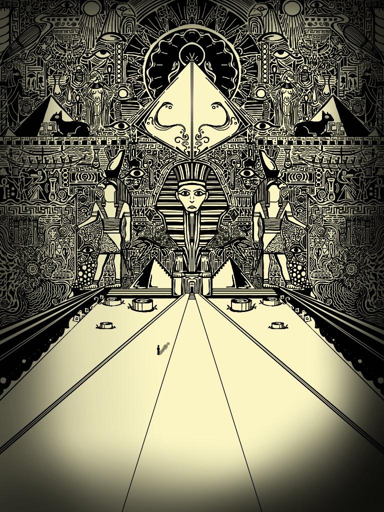 Corridor: Mind of the Pharaoh by icjaker