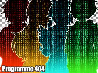 Programme 404 (Visual Novel) by Jintii
