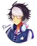 OC: Damone by Jintii