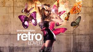 post-apocaliptic retro LOVER