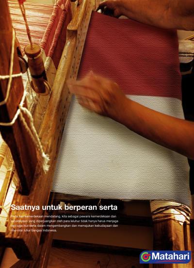 Matahari Corporate Ad 3