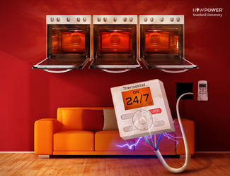HowPower Save Energy - Thermostat by pepey