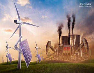 HowPower Save Energy - Renewables by pepey